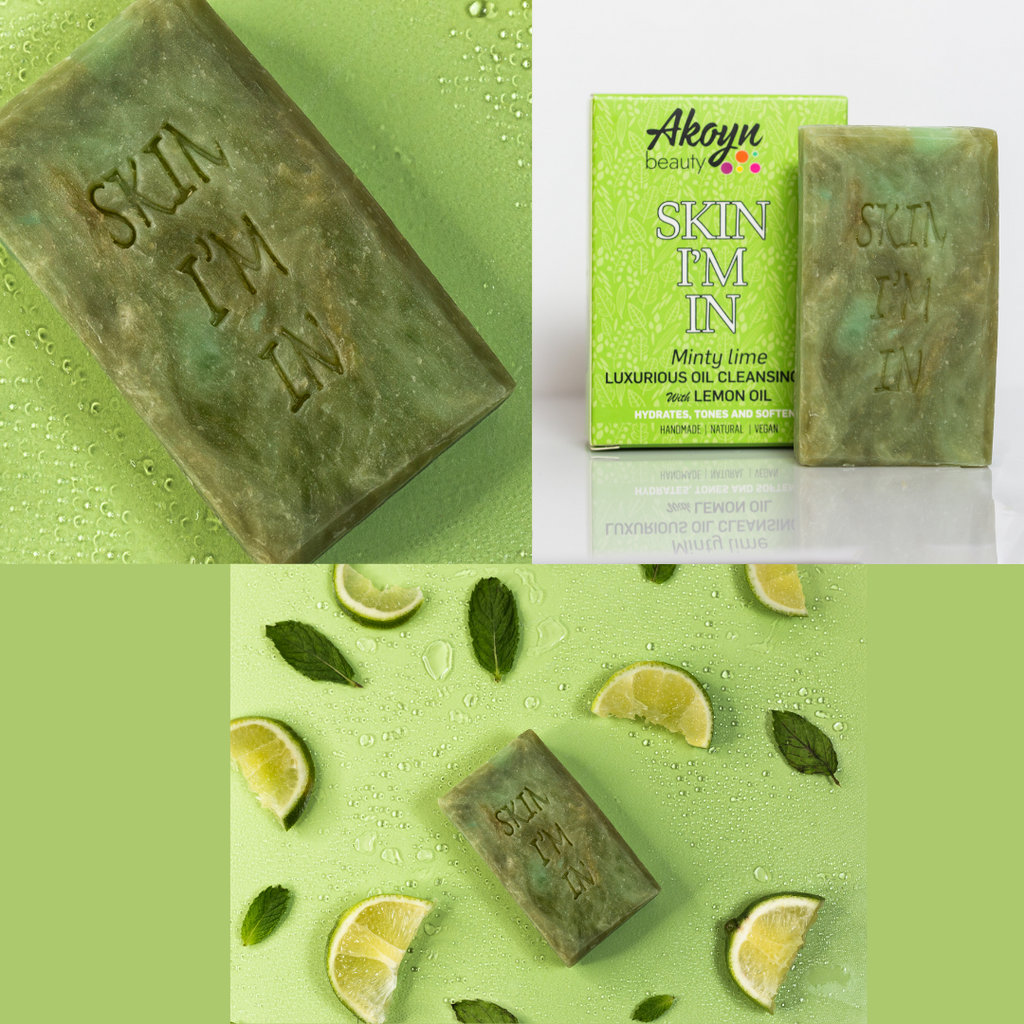 3 Bars Body Soap Bundle