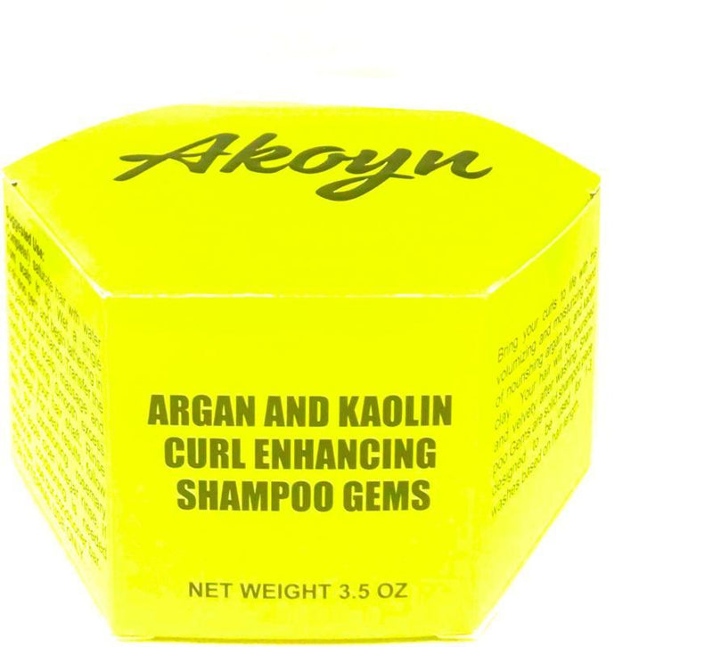 Argan Oil Shampoo Bar Gems
