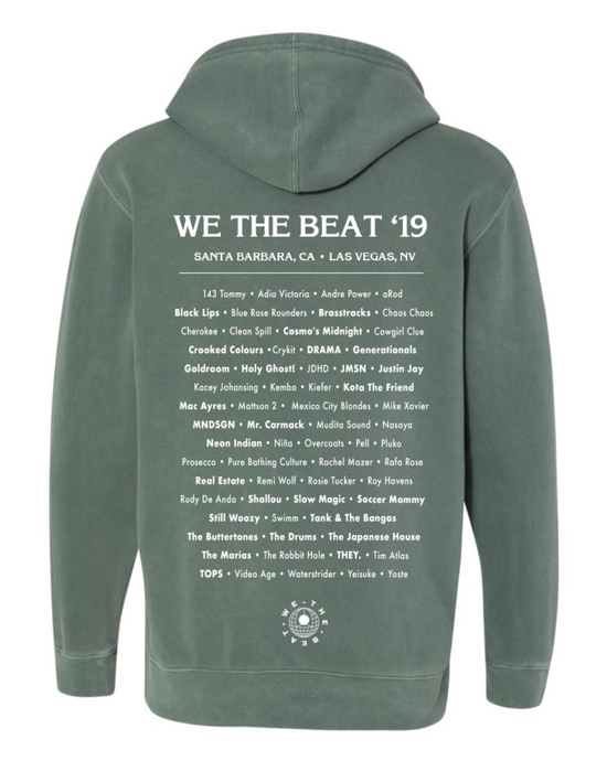 We The Beat '19