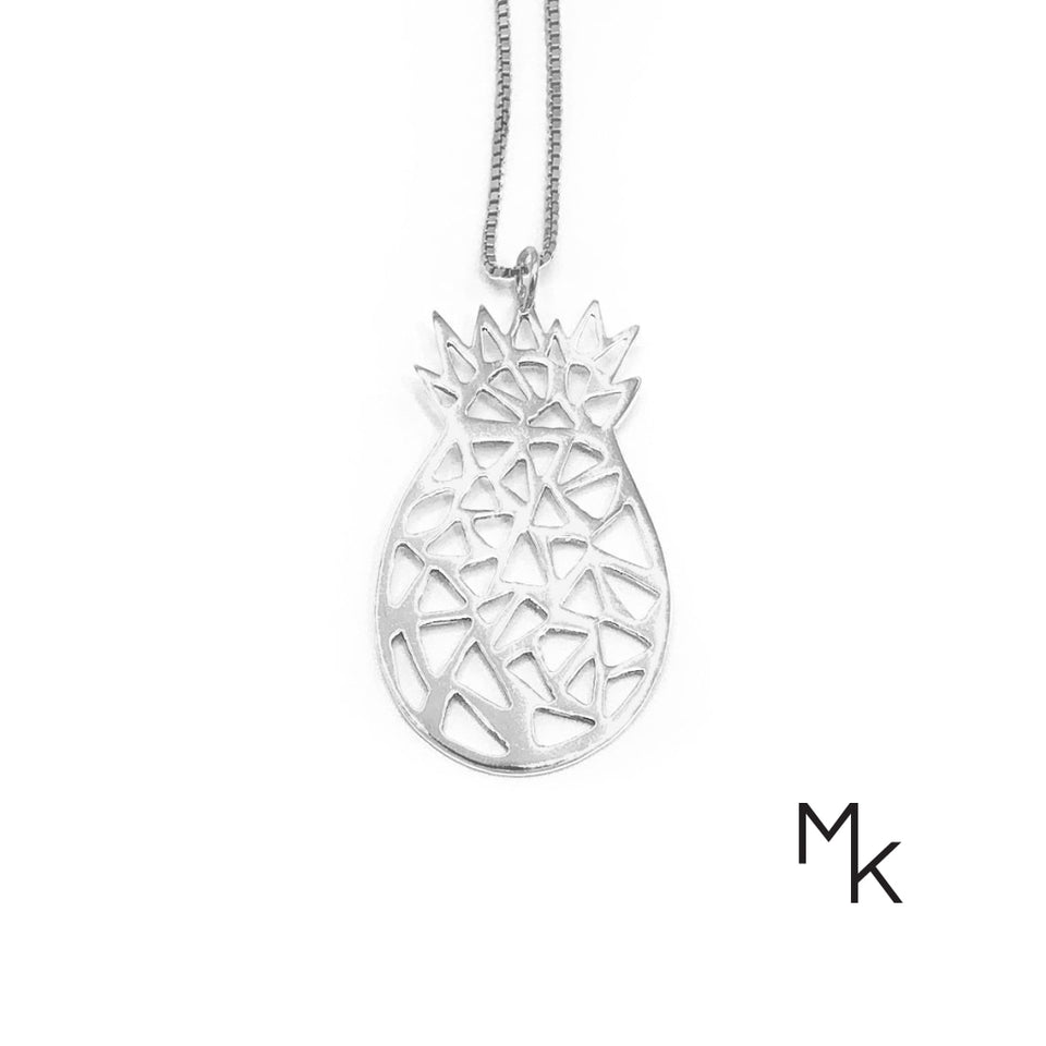 Pineapple Necklace Necklace