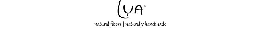 Lua Fashion Accessories Handmade from Natural Fibers