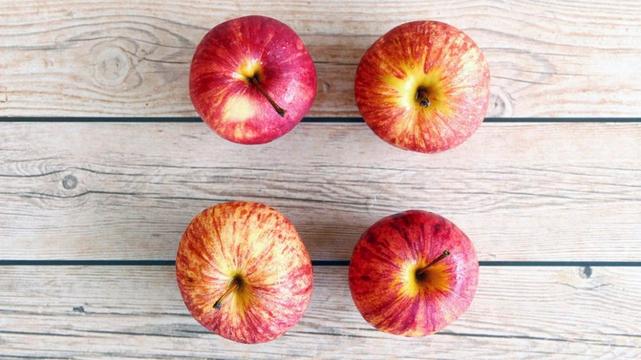 Top 5 Health Benefits of Apple!