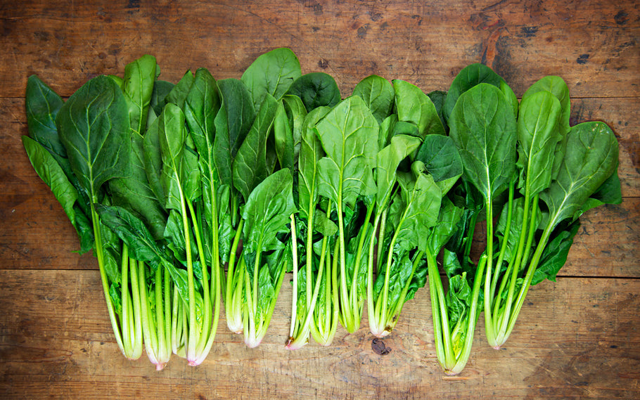 Top 5 Health Benefits of Spinach!