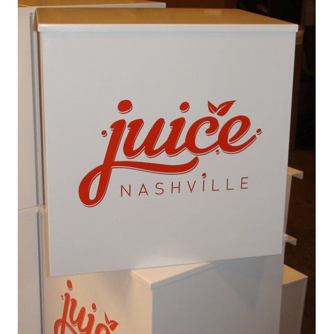 the juice box. - juice. Nashville