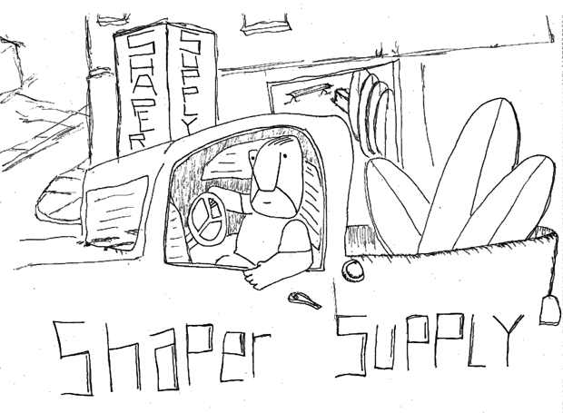 Shaper Supply Art