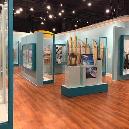 Museum of Florida History Surfing Exhibit