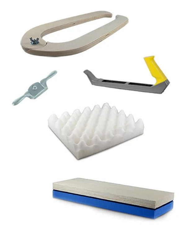 Basic Shaping Tool Kit - Shaper Supply