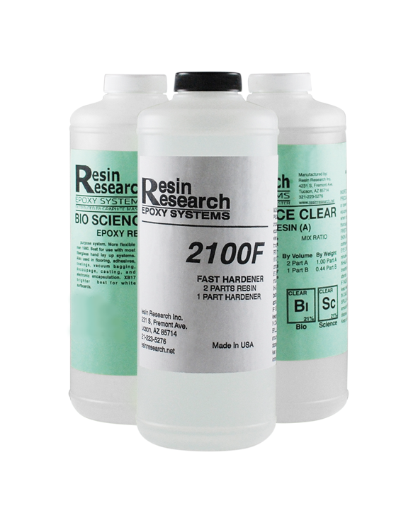 Resin Research Bio-Clear - Shaper Supply