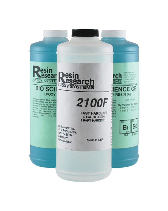 Resin Research Bio-CE - Shaper Supply