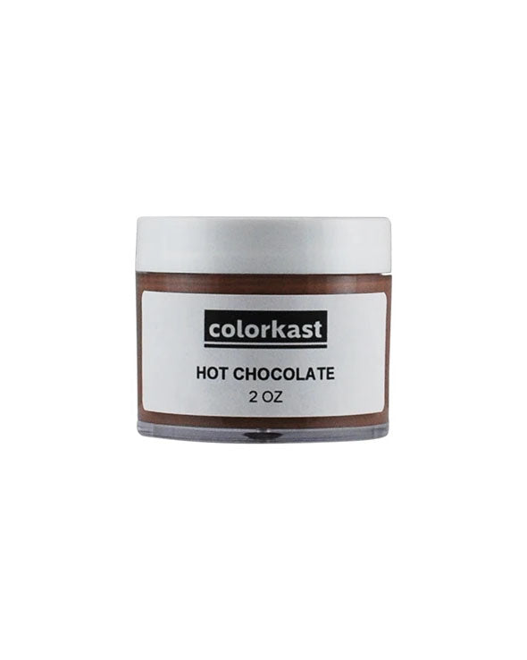Hot Chocolate 2 oz Colorkast Pigment - Shaper Supply