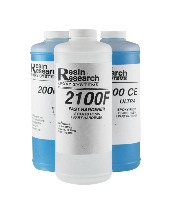 Resin Research CE - Shaper Supply