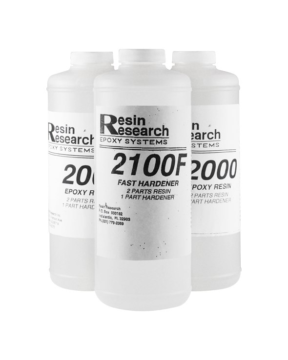 Resin Research Clear - Shaper Supply