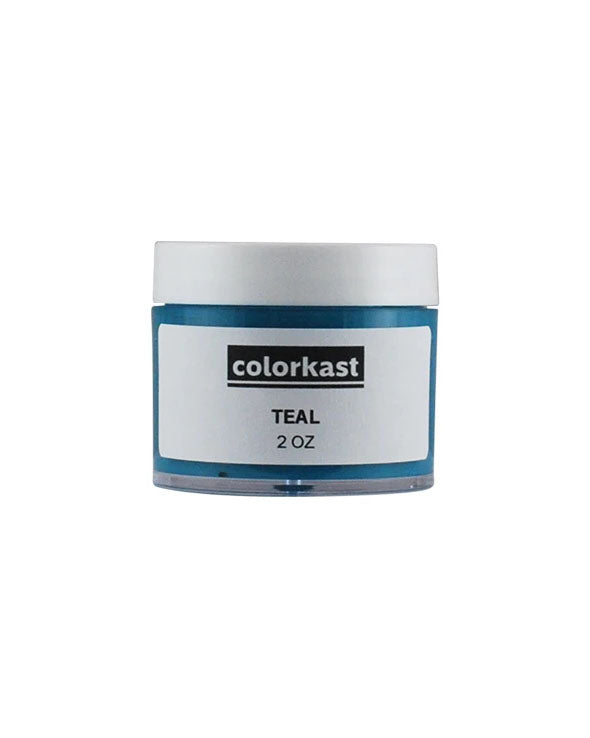 Teal 2oz Pigment - Shaper Supply