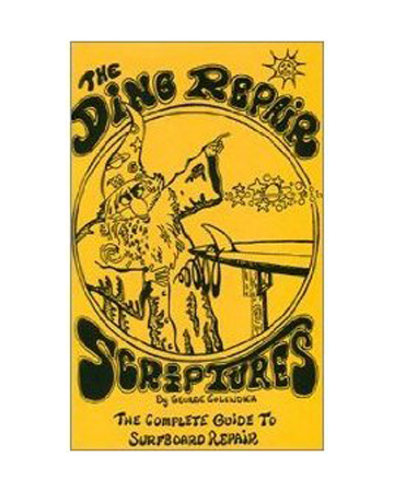 The Ding Repair Scriptures - Shaper Supply