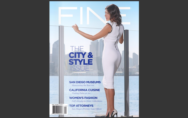 The City and Style Issue — San Diego's Got it Going on!