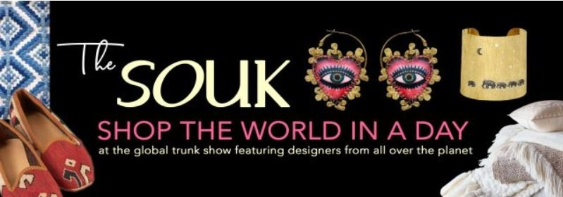 Nicole Frank | The Wardrobe Evolution at The Souk International Trunk Show