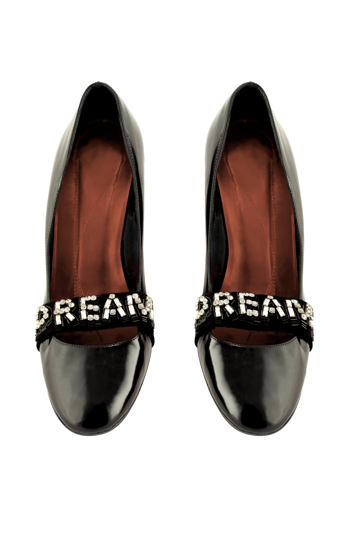 Dream Shoe Strap - Black Elastic
