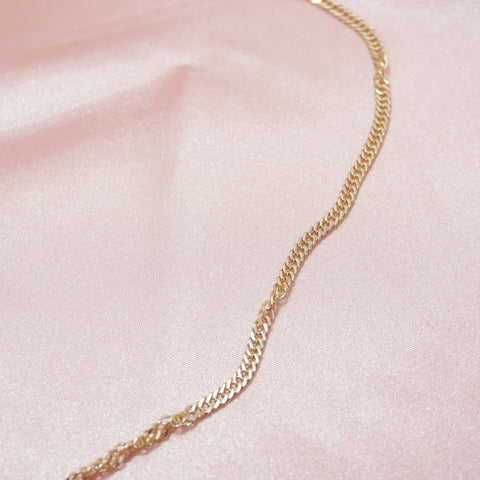 Image of Gold Blanko Choker