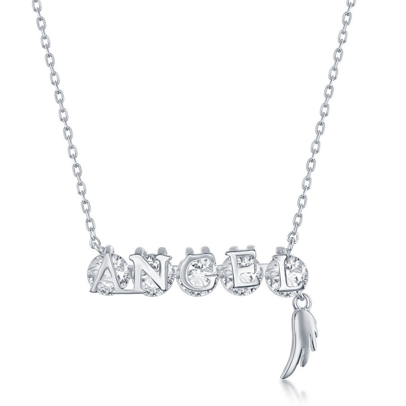 K-Angel Necklace