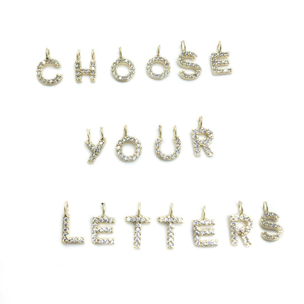 Necklace Letters