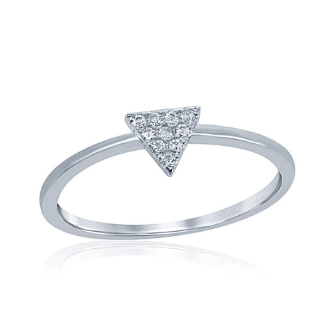 Triangle Mini Ring