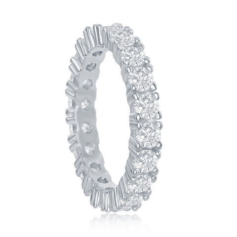 Image of Karat Band Silver