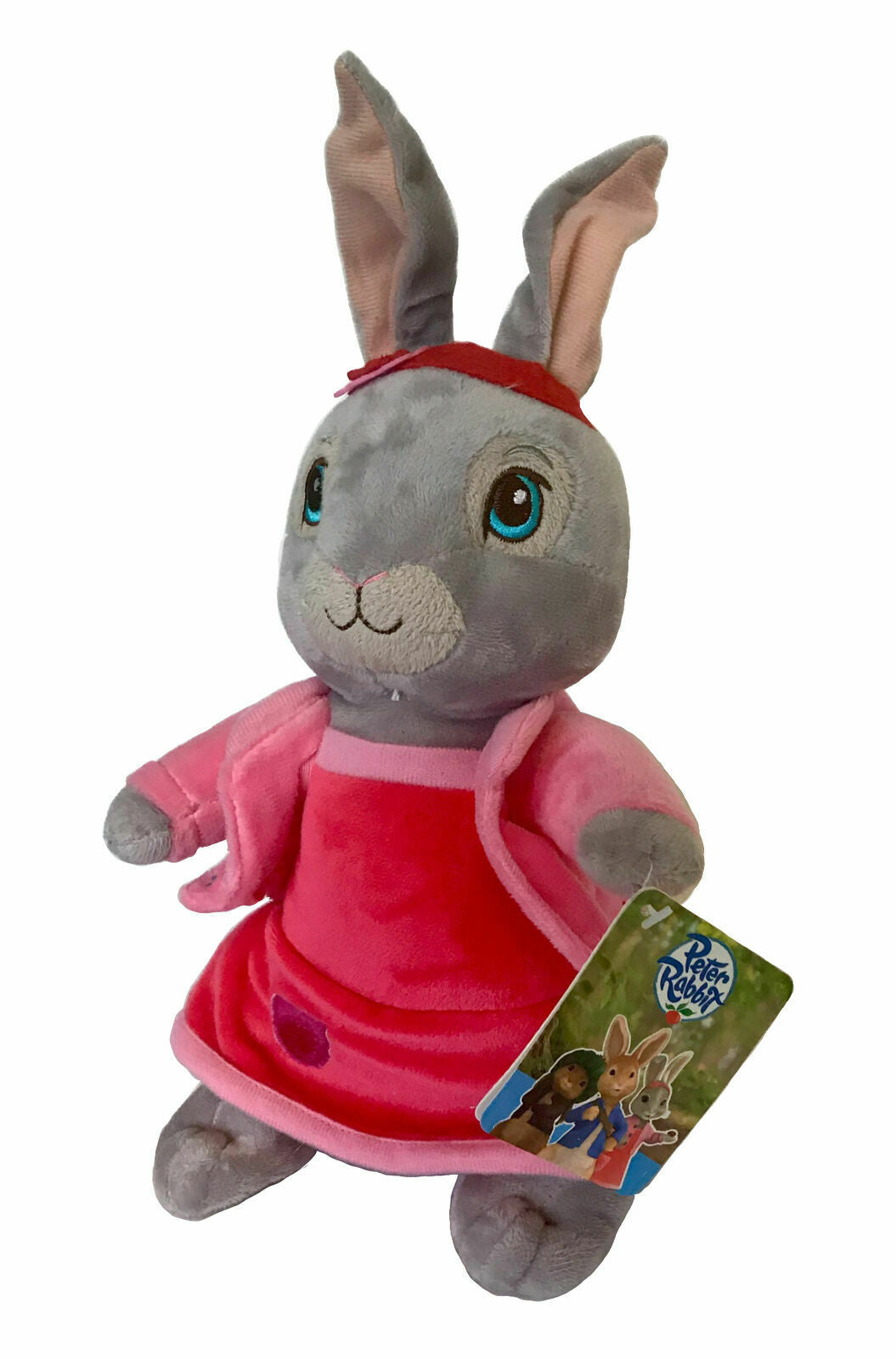 "20/"" JUMBO SOFT CUDDLY TOUCH PLUSH PETER RABBIT LILLY BENJAMIN 53CM TV CHARACTERS"