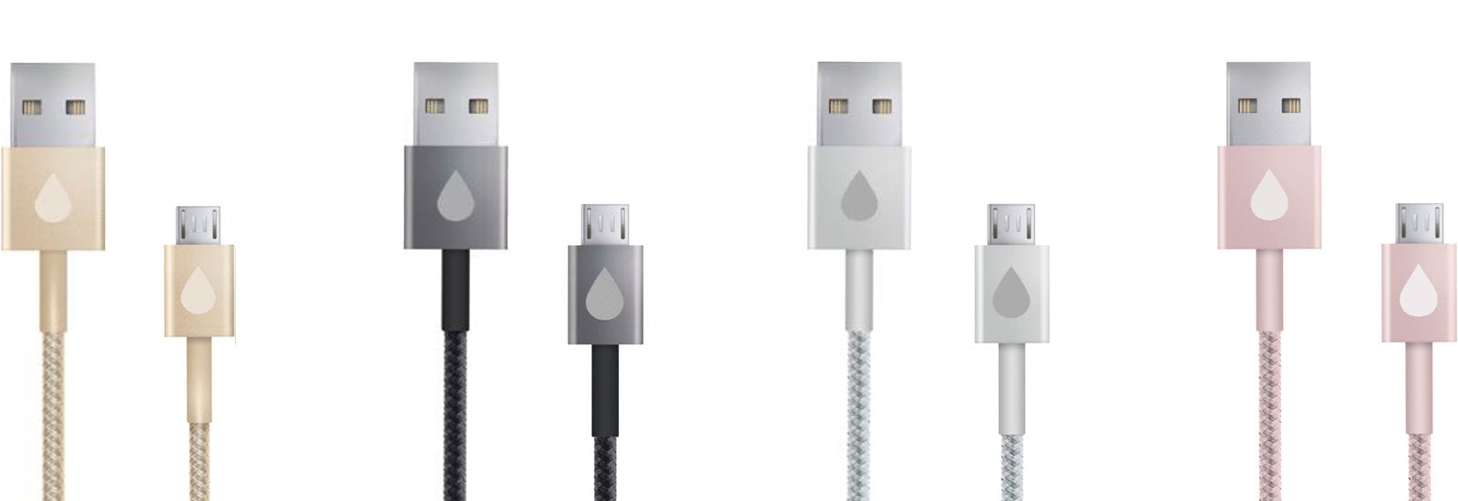 JUICIES+ with Lightning Connector comes in 4 colors