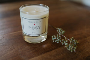 Posy Candle by Bridie Hall