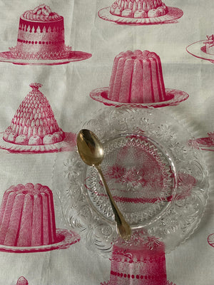 Thornback & Peel Jelly Cake Tea Towel