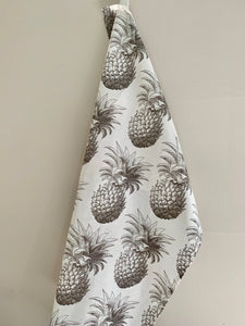 Briton Home Tea Towel Pineapple pattern by Thornback and Peel in London