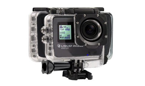 Model LS-WH850AB - Ego LS Waterproof housing (camera and 4G LTE Sled)