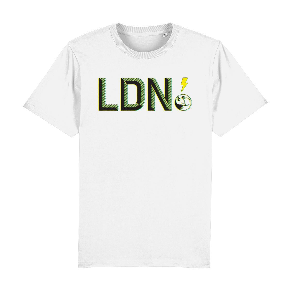 LDN-B Front Print-Clothing-Kitsune Clothing UK Ltd