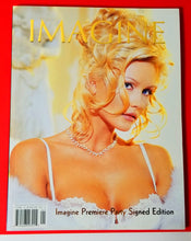 Load image into Gallery viewer, Image 2000 - IMAGINE Magazine - 24kt Gold Embossed - Rare