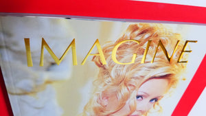 Image 2000 - IMAGINE Magazine - 24kt Gold Embossed - Rare