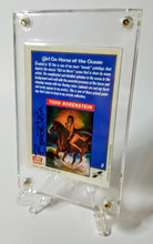 Load image into Gallery viewer, The Art of Curves - Todd Borenstein - Autographed Hologram - Girl on Horse at the Ocean