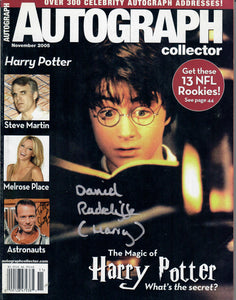 AUTOGRAPH Magazine - November 2005 - Harry Potter