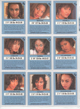 Load image into Gallery viewer, Black is Beautiful - Series II - Complete 18 Card Set - Pam Grier - Players International