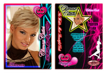 Load image into Gallery viewer, Climax Cards - Cuties 3 Card Preview Promo Set P1 - P3 - ANTONIA AUSTIN