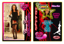 Load image into Gallery viewer, Climax Cards - Cuties 3 Card Preview Promo Set P1 - P3 - JENNA JO