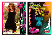 Load image into Gallery viewer, Climax Cards - Cuties 3 Card Preview Promo Set P1 - P3 - RACHAEL ROUSSEAU
