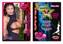 Load image into Gallery viewer, Climax Cards - Cuties 3 Card Preview Promo Set P1 - P3 - SHELLY CANYON