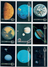 Load image into Gallery viewer, Club Pro Set - Planets - 9 Card Promo Set
