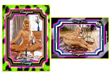 Load image into Gallery viewer, Climax Cards - COUGARS - 9 Card Set - COREY JONES