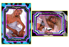 Load image into Gallery viewer, Climax Cards - COUGARS - 9 Card Set - FRANCESCA Di NARDO