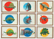 Load image into Gallery viewer, Dinosaurs - 9 Card Promo Set - Gold Border