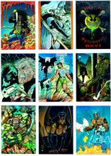 Load image into Gallery viewer, Evil Ernie - Glow in the Dark - Chromium - Complete 100 Card Base Set - Featuring Lady Death - In Pages
