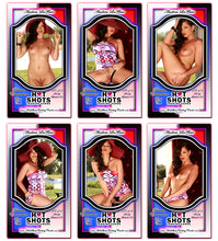 Load image into Gallery viewer, Climax Cards - HOT SHOTS Magic Shots - 6 Card SET - ANDREA LaFLEUR - Slinky