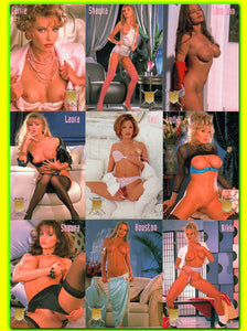 Hot Shots - Bonus Babes - KOTRT - Set 2 - Cards 9-18