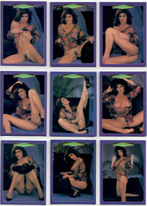 Hot Shots - Drop Dead Gorgeous - Complete 9 Card Chase Set - Tammy Parks